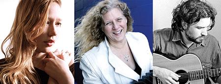 Kristina Olsen (USA), Julia Jacklin & Luke Thompson (NZ)