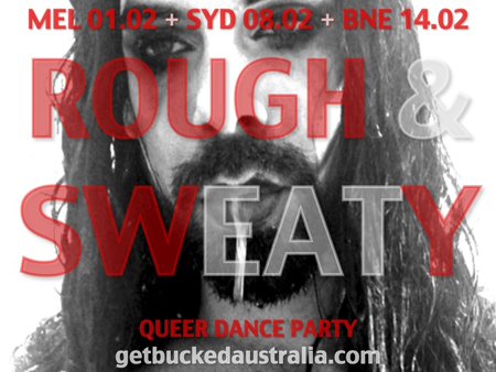 Buck Angel: Rough & Sweaty