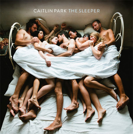 Caitlin Park - The SleeperAlbum Launch