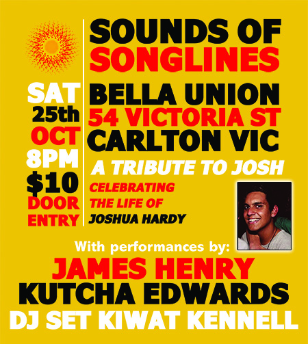 Sounds of Songlines -  A Tribute to Josh