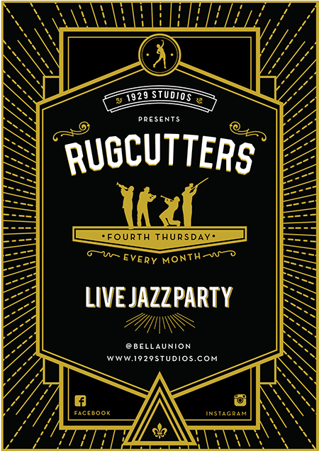 Rugcutters - Monthly Live Jazz Party