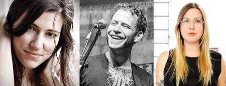 Ruth Moody & Band (Canada), Scott Cook & Nadia Reid