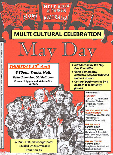 May Day Multicultural Celebration