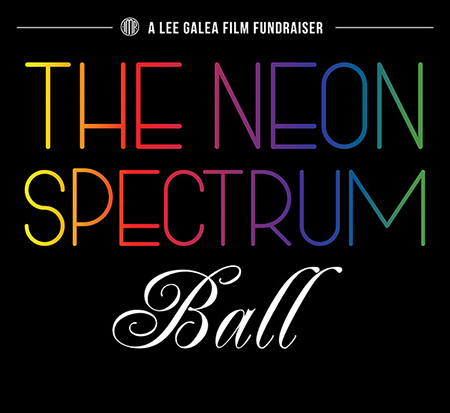 The Neon Spectrum Ball