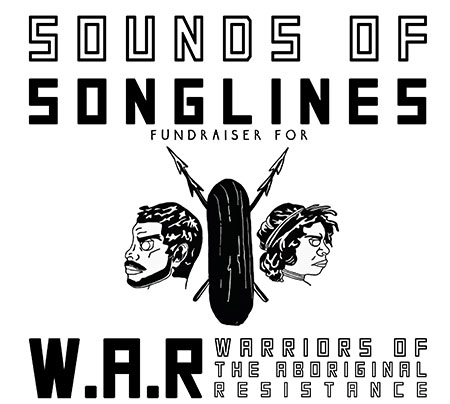 Sounds of Songlines - Fundraiser for W.A.R.