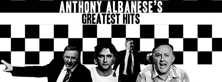 Anthony Albanese's Greatest Hits!