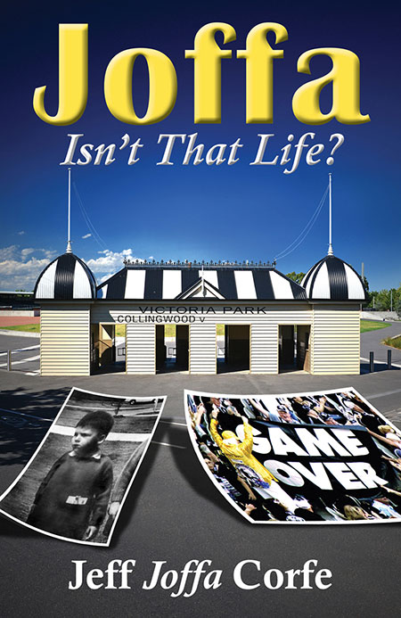 Launch of Joffa: Isn't That Life? by Jeff