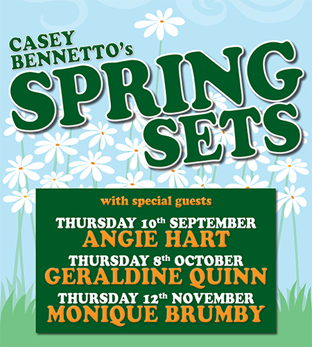 Casey Bennetto's Spring Sets