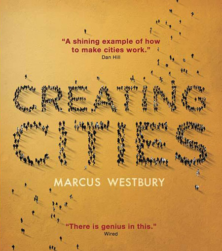 Launch of Creating Cities by Marcus Westbury