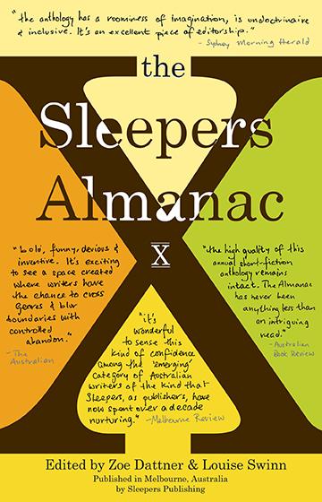 Launch of Sleepers Almanac X