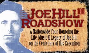 George Mann: Joe Hill 100 Roadshow