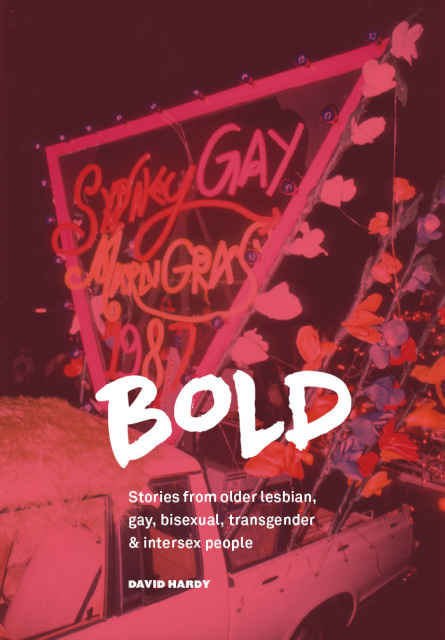 Launch of BOLD by David Hardy