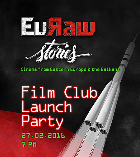 Launch of EuЯaw Stories Film Club